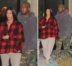 Kim Kardashian, Kanye West Attend Blue Ivy's 5th Birthday (Photos)